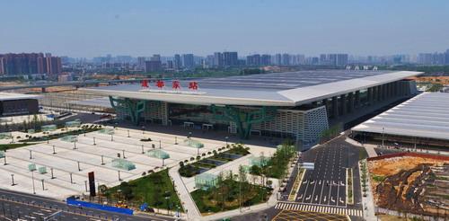 中国十大最大的火车站排名