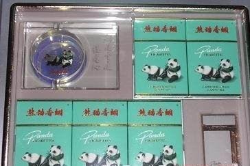 世界上十大最贵的烟熊猫(