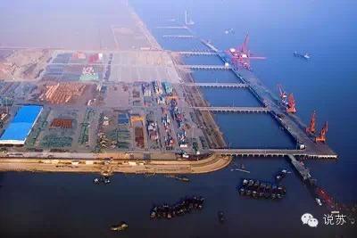 中国吞吐量最大的港口排名