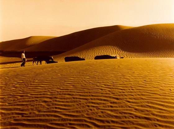 中国面积最大的8个沙漠