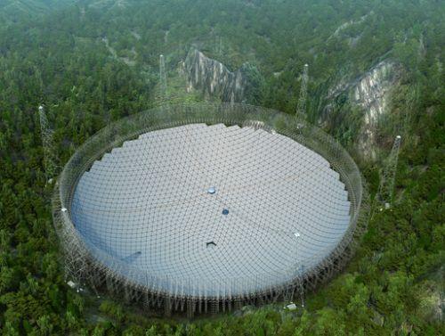 世界上最大的天文望远镜