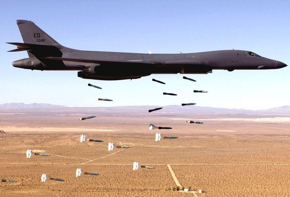 世界上最大的轰炸机