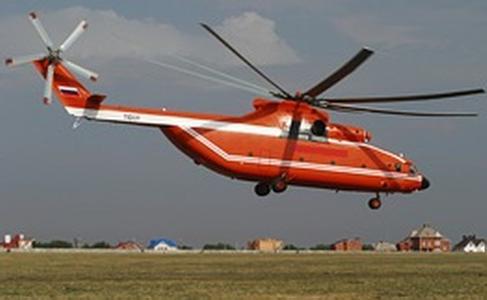 世界上最大的直升机