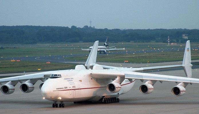 世界上最大的飞机,世界上最大的运输机安225