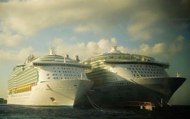 世界最大的邮轮