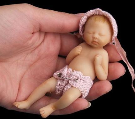 世界上最小的婴儿
