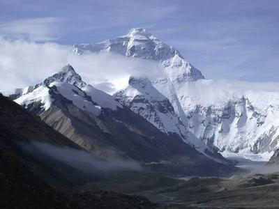 世界上最高的山峰