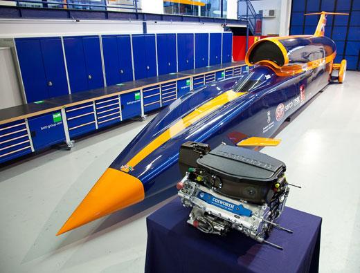 世界上最快的汽车