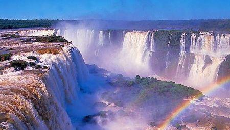 世 界上最美的瀑布