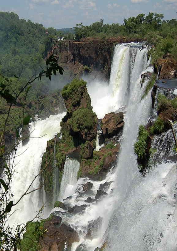 世界上最美的瀑布