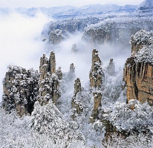 中国十大最佳旅游城市