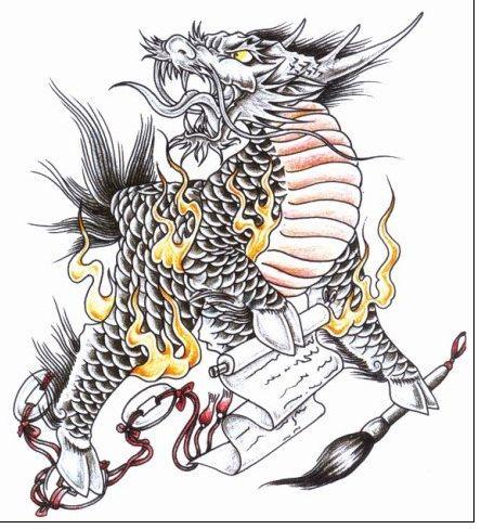 中国十大神兽排行榜(附图)