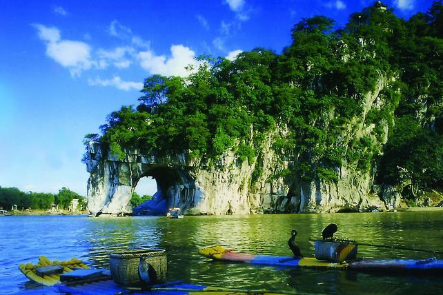中国十大最美的地方排名