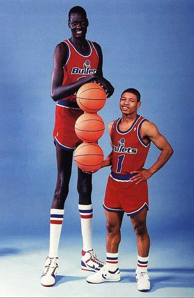 世界上最高的人有多高,中国最高的人是谁,世界上最高的男人