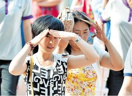 中国最热的地方排名出炉