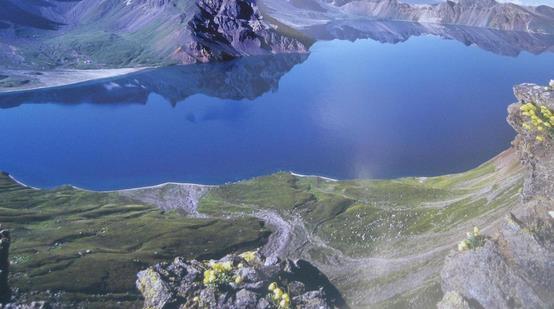 中国最大的咸水湖:青海湖