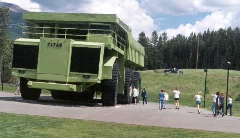 世界上最大的卡车