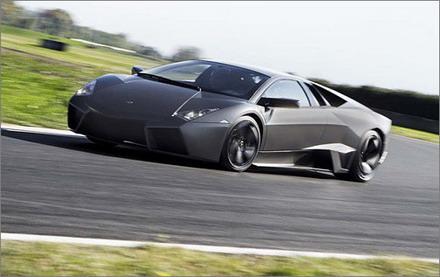 世界上最快的跑车