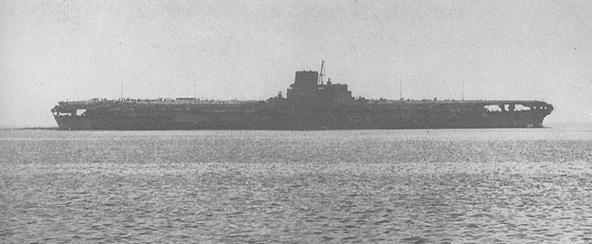 被潜艇击沉的最大排水量军舰 信浓号航空母舰