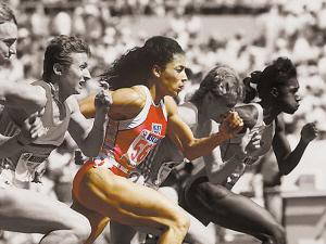 女子100米世界纪录