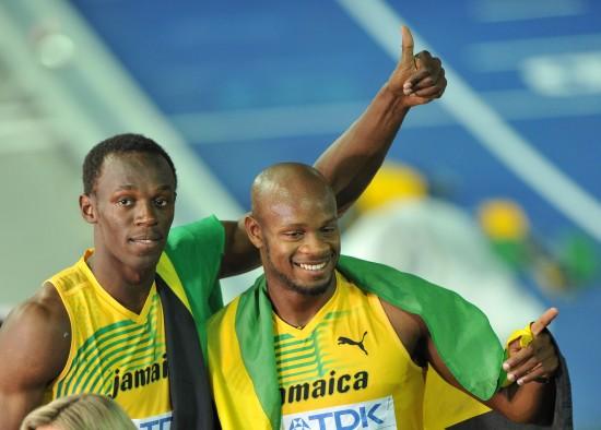 男子100米世界纪录