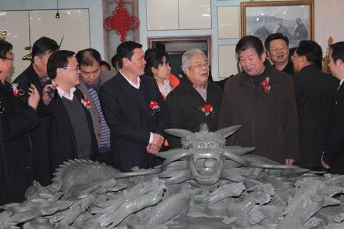 世界上最大的洮砚