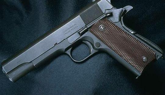 世界十大名枪排名(步枪手枪)