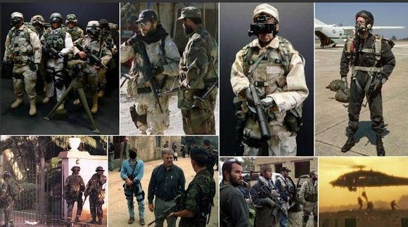 世界十大特种部队排名揭秘