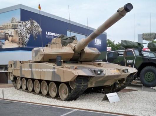 世界上最厉害的坦克