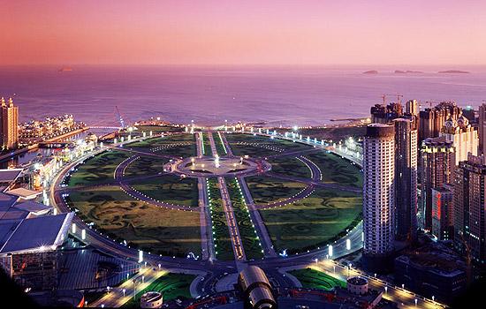 世界上最大的广场