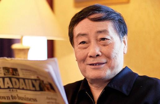 中国十大富豪排行榜(2015年)
