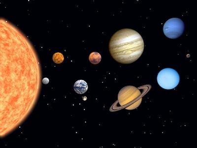 距离太阳最远的行星