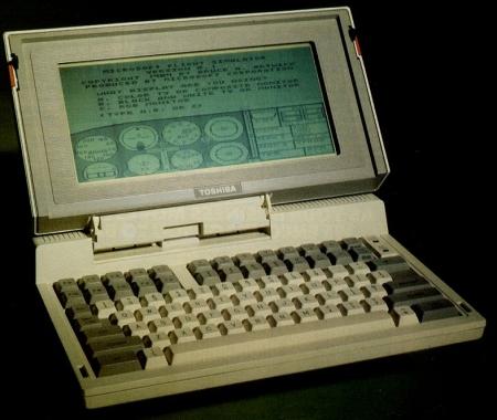 世界上第一台笔记本电脑