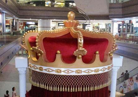世界上最大的皇冠