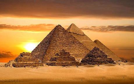 金字塔未解之谜图片及视频