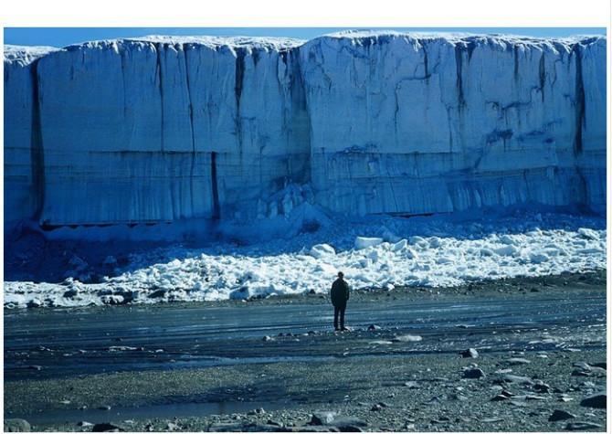 世界上最大的冰川