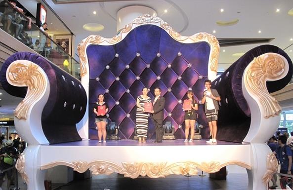 世界上最大的沙发