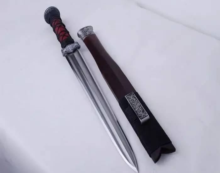 中国古代十大名剑
