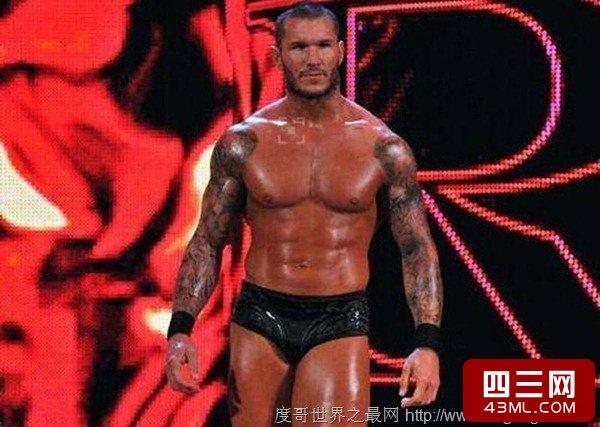 WWE十位最强选手