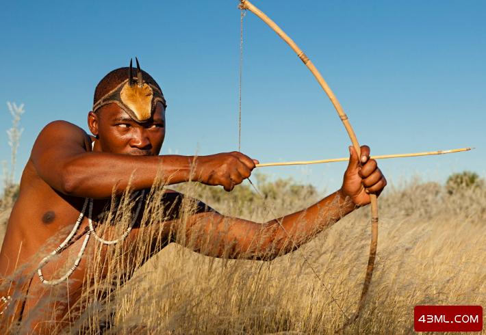 世界上最古老的民族:布须曼人,曾经的地球王者(已存在10万年)