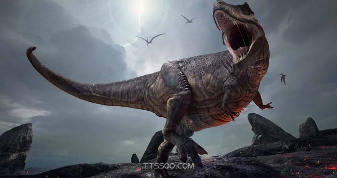 恐龙灭绝的原因