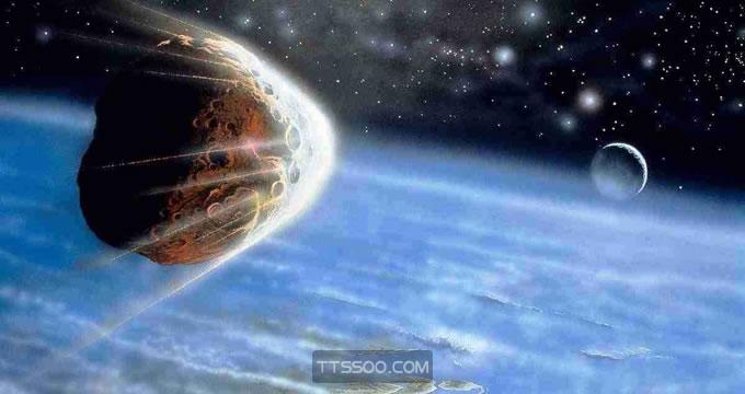 小行星撞击说