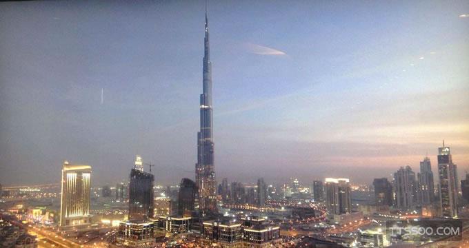 世界上最高的建筑