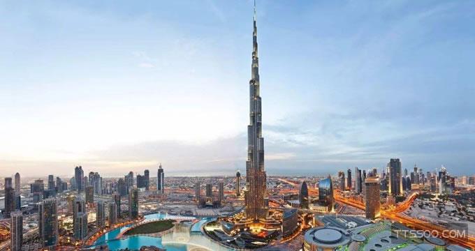 目前世界上最高的建筑