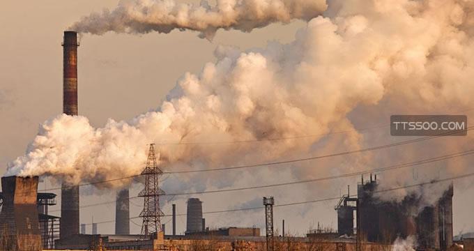 引起温室效应的主要气体