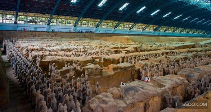 秦始皇陵墓为什么不挖