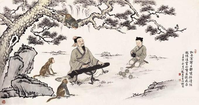 竹林七贤之首被谁处死