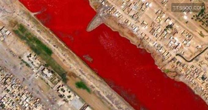 伊拉克血湖之谜