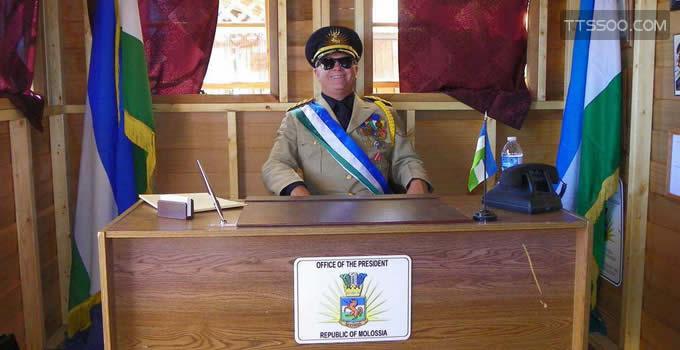摩洛希亚共和国总统