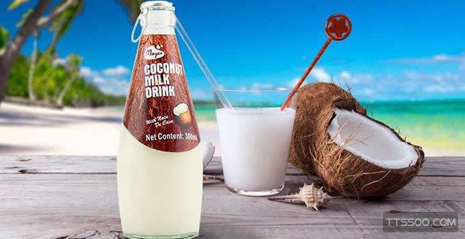 美恩椰肉椰汁饮料